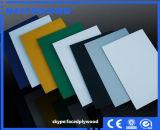El panel de pared compuesto de aluminio con la capa de PVDF directo de Factroy