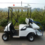 Carro Sightseeing elétrico W/CE de 4 assentos aprovado (JD-GE501B)