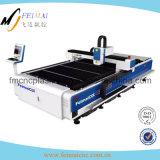 Raycus Faser-Laser-Ausschnitt-Maschine für Edelstahl