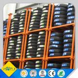 Crémaillère lourde de palette de pneu de mémoire