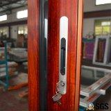Porta deslizante de 2 faixas de alumínio do frame 4 da trilha, indicador de alumínio, indicador de alumínio, indicador K01057