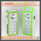 Indicatore luminoso Emergency solare con la lampada di scrittorio, 1W torcia elettrica (SH-1904B)