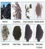 Pianta di riciclaggio della gomma/riga di fabbricazione di gomma residua del sistema di riciclaggio del pneumatico /Crumb