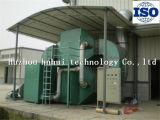 Приспособление каталитического горения газа органических отходов