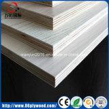 De Vervaardiging van de fabriek 18mm Commercieel Triplex van de Eucalyptus met Uitstekende kwaliteit