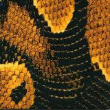 Film jaune d'impression de transfert de l'eau de Hydrographics de boa de Yingcai