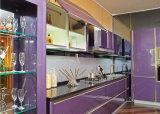 MDF de Keukenkasten van het Vernisje van de Lak (zz-079)