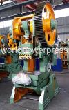 Máquina excêntrica Inclinable da imprensa de potência de 40 toneladas