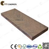 Material do barco Impermeável em madeira sólida de teca Decking