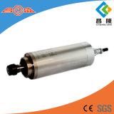 Diametro ad alta frequenza 80mm dell'asse di rotazione 400Hz 24000rpm 2.2kw per l'asse di rotazione dell'incisione del legno