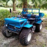 Mini entraîneur agricole multifonctionnel de ferme de l'entraîneur 18HP avec l'engine de Yanmar