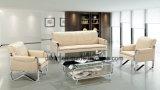 Sofà moderno conciso dell'ufficio del cuoio di stile di vendite calde (NS-S8805)