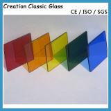 3mm Vidro Reflexivo Baixo-e para Prédios com CE & ISO9001