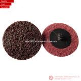 50mm, Tr, Ts, TP-Typ Scoth-Brite-Poliermittel Roloc Platte