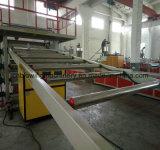 Plastik-PVC-Marmorpanel-Maschinen-künstliche Marmorblatt-Maschine