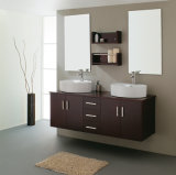Cupc (SN134-537)를 가진 공장 Sale Bathroom Counter Top Washing Vanity