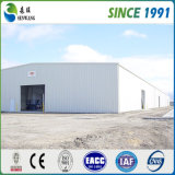 Saudi-Arabien Beliebte Q345 Light Steel Structure Warehouse