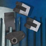 Fabbrica del pezzo meccanico del acciaio al carbonio