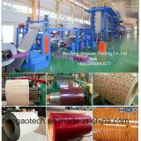 Farben-Aluminiumbeschichtung-Zeile, Aluminiumring-Farben-Beschichtung-Zeile