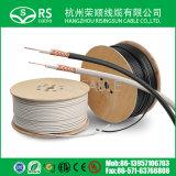 одобренный коаксиальный кабель UL/ETL/Ce/RoHS/Reach 75ohm Rg59/RG6/Rg11