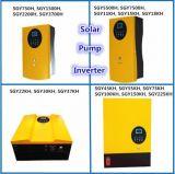 Inverseur solaire de pompe de MPPT pour la pompe à l'eau 11kw