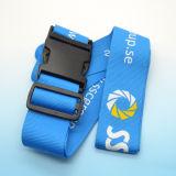 手荷物札が付いている昇進の荷物ベルトの締縄ストラップ