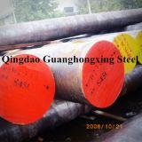 GB45#, DIN C45 Ck45, JIS S45c, ASTM 1045, acier laminé à chaud et rond