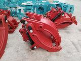 掘削機の油圧グラブのバケツの中国の製造者