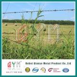 /16 alambre de púas/14*16 alambre de púas 14 alambre de púas para la cerca de la granja
