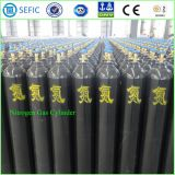 50L Seamless Steel High Pressure Nitrogen Gas Cylinder (EN ISO9809)