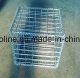 Сваренная высоким качеством корзина Gabion ячеистой сети