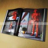 Livre de table basse de livre de livre À couverture dure d'impression de livre de qualité