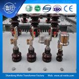 10kv transformador inmerso en aceite de la fuente de alimentación de la distribución de la base del lacre completo CRGO