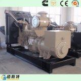 Beweglicher elektrischer Dieselgenerator des Generator-125kVA mit Cummins-Drehstromgenerator