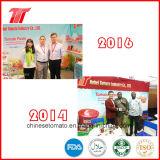 Inserimento di pomodoro di marca di Tmt (400g inscatolati)