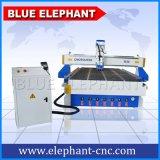 Ranurador del CNC del aluminio 1530, máquina del CNC de China para los muebles de madera de cabina de cocina
