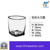 ヘッドウォッカのウィスキーの小グラスのコップのガラス製品のKbHn067