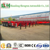 Price poco costoso Tri-Axle 40FT Skeletal Container Semi Trailer da vendere