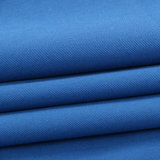 Keine Deformations-bequemen Baumwollausdehnungs-Polyester-Gewebe färbten Popelin