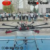 Pulverizador da colheita do zangão para o carvão de China da agricultura