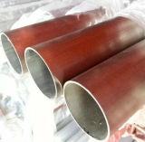 Industrial de Alimentos pulido Tubo de acero inoxidable (1.4404)