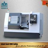 충분히 둘러싸인 덮개 기울기 침대 CNC 선반 (CK-80L)