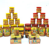 De Romige Klassieke Pindakaas van uitstekende kwaliteit van /Crunchy /Pure