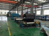 Feuille en caoutchouc de ralentissement de poulie faisant la machine corrigeant le vulcanisateur pour plaquer la presse de vulcanisation