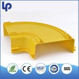 le PVC de taille de 5 pouces ou de 10 pouces ou le GV d'ABS a délivré un certificat le plateau de câble fibre optique de fournisseur de la Chine/chemin de roulement de fibre