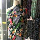 45s leggero ha stampato il tessuto di rayon per il vestito dalle ragazze