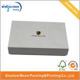 Лидирующая белая лоснистая коробка подарка с вставками (a Z121923)