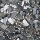 Цена по прейскуранту завода-изготовителя слитка 99.997% алюминиевого сплава