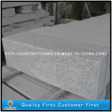 Grey G623 Padang Light Granite Pavimentação Bloque Curb Patio Stones