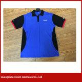 Способ нестандартной конструкции ваш собственный поставщик рубашек пола вышивки хлопка (P28)